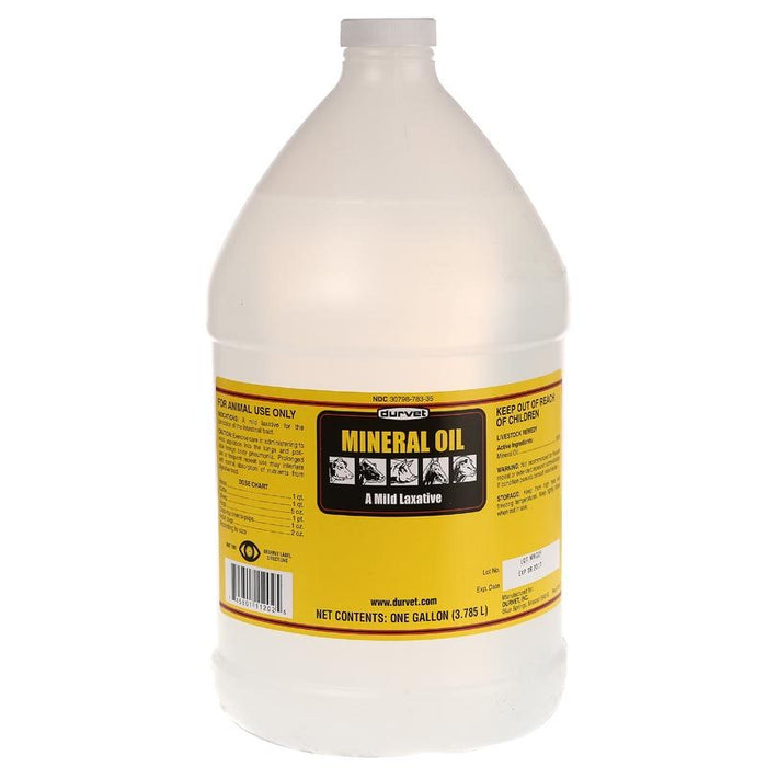 Durvet Mineral Oil Gallon