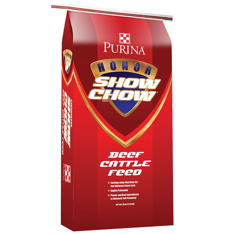 Purina Honor Show Chow Finishing Touch