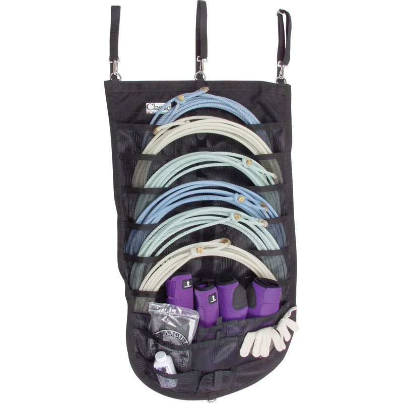 Classic Ropes Hanging Rope Organizer
