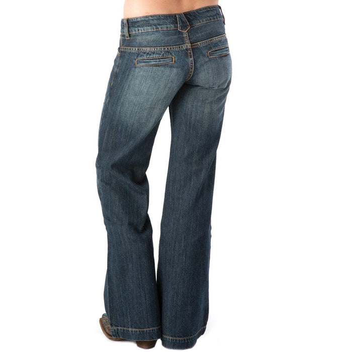 Women's Stetson Relaxed Fit Trouser Jeans