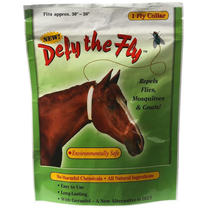 R&R Group Defy the Fly Horse Fly Collar