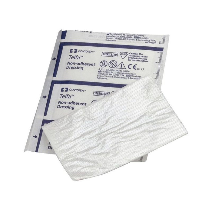 Covidien Telfa Ouchless Non-Adherent Dressing 3in x 4in