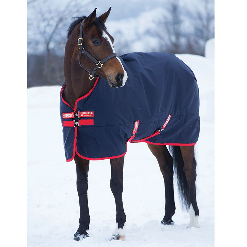 Rambo Original Medium Turnout Horse Blanket 200g