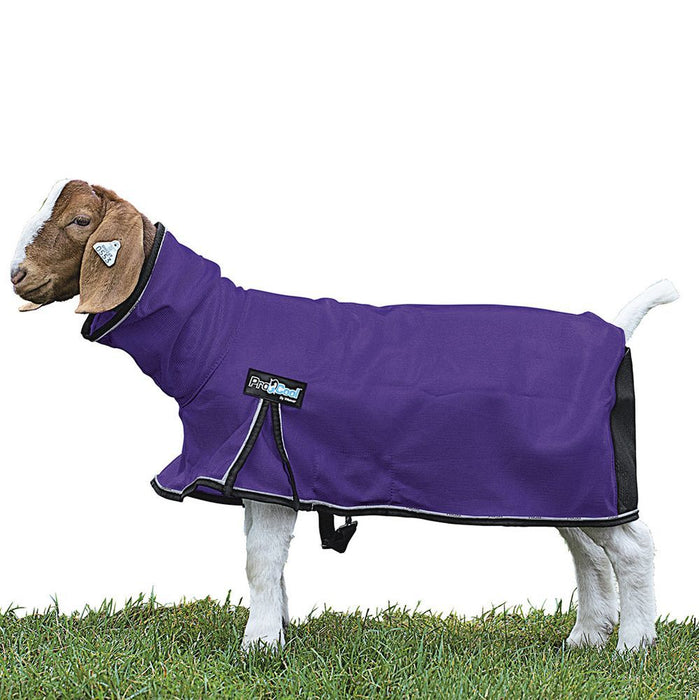 Weaver Leather ProCool Mesh Goat Blanket Large Purple