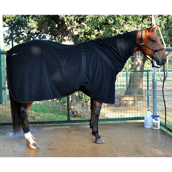 Classic Equine Polar Fleece Cooler Horse Blanket