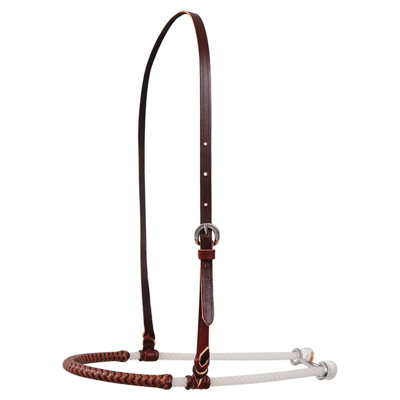 Martin Leather Covered Single Rope Noseband