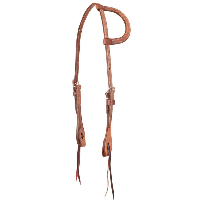 Roughout Natural Slip Ear Headstall