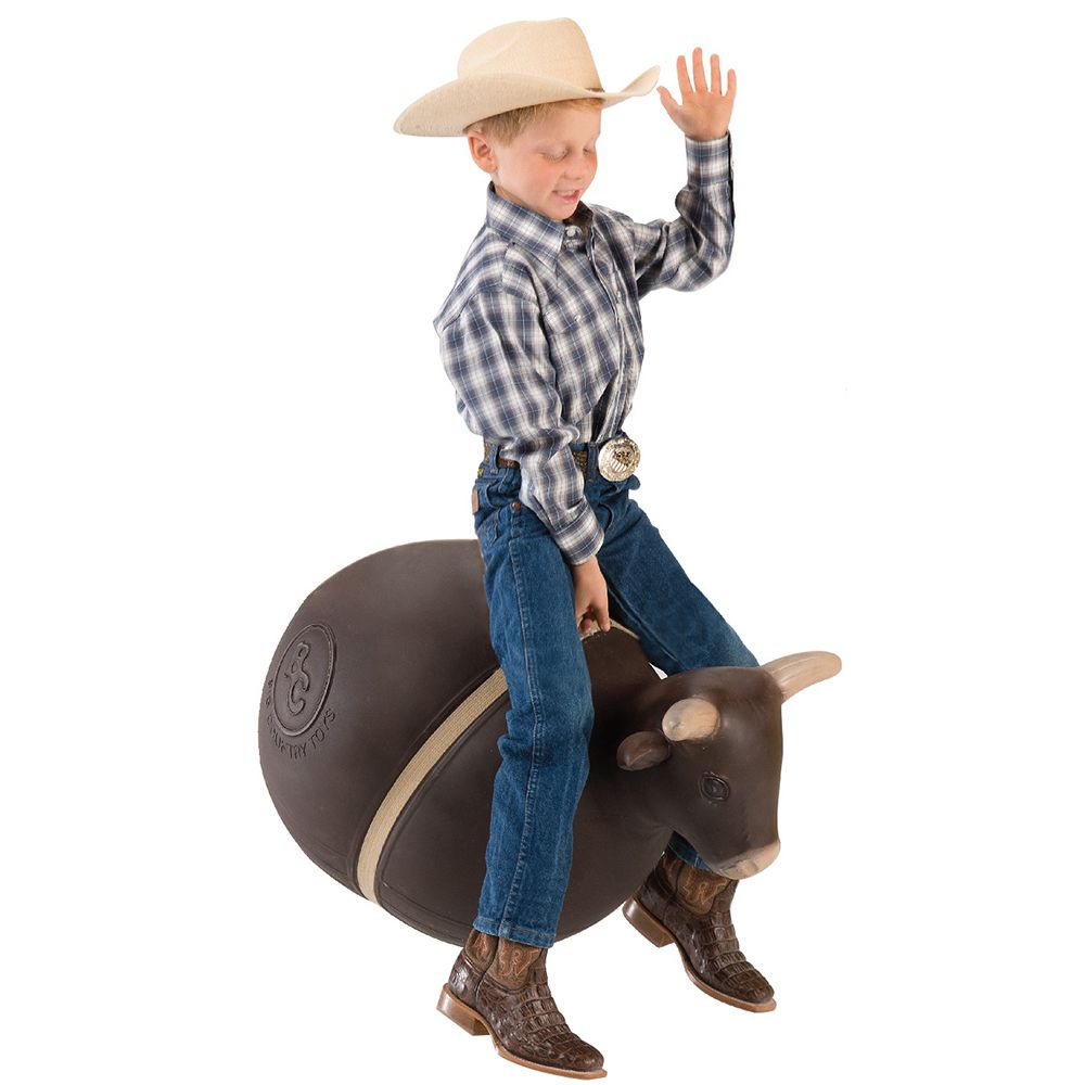 Big Country Toys Bouncing Bull