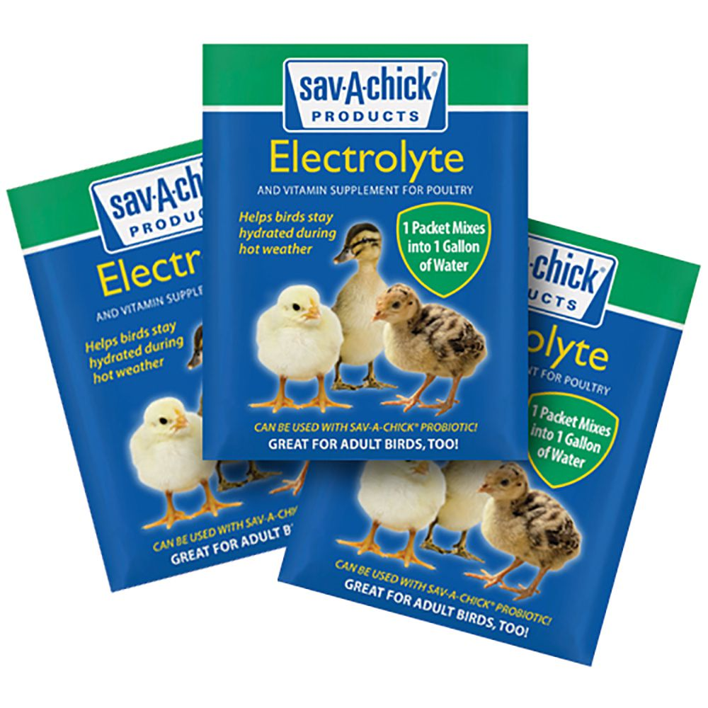 Sav-A-Chick Electrolyte & Vitamin Supplement