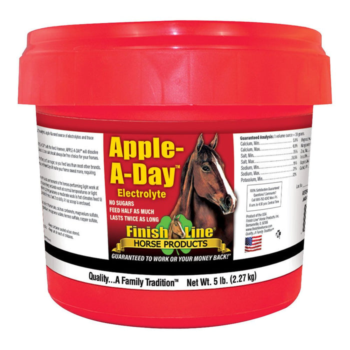 Finish Line Apple-A-Day Electrolyte 5lb