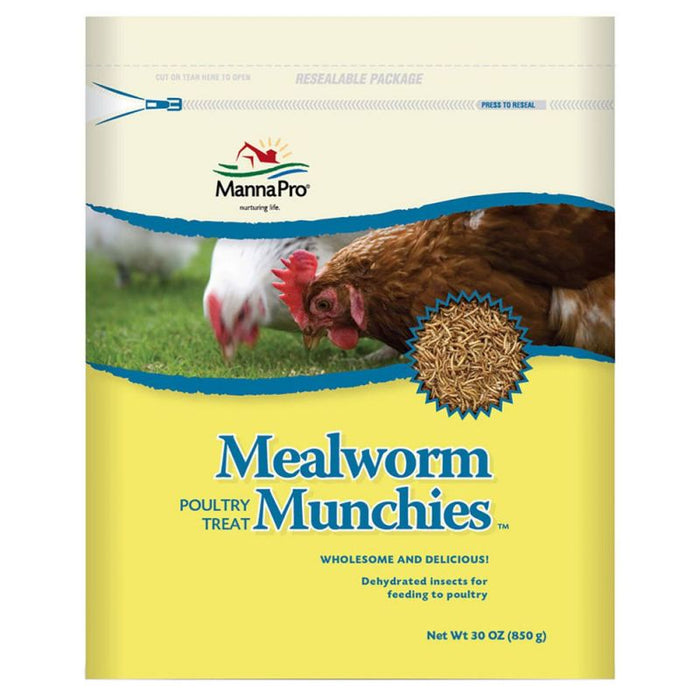 Mealworm Munchies 30oz