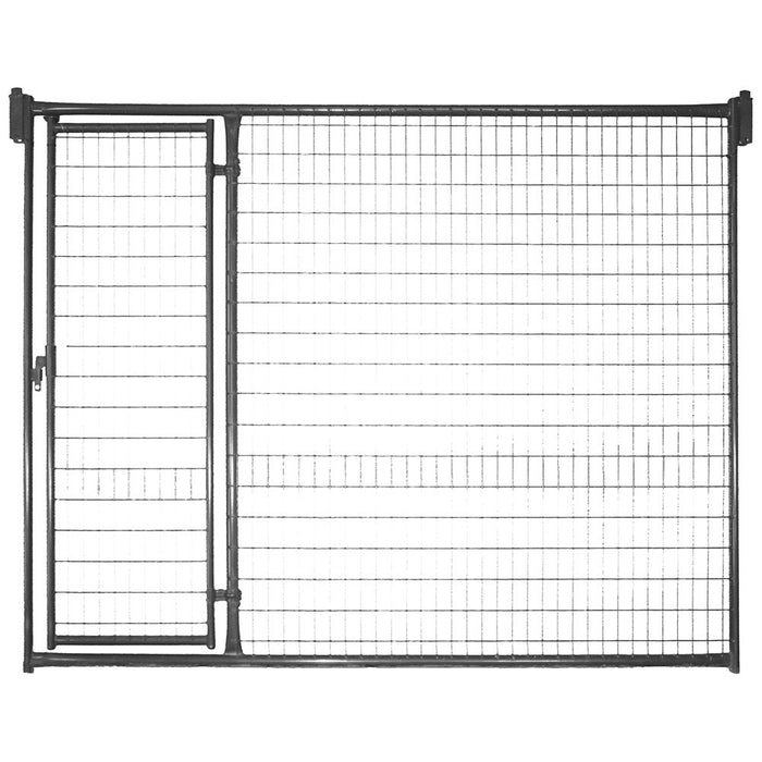 Priefert Kennel Front-6ft. x 10ft. Gate