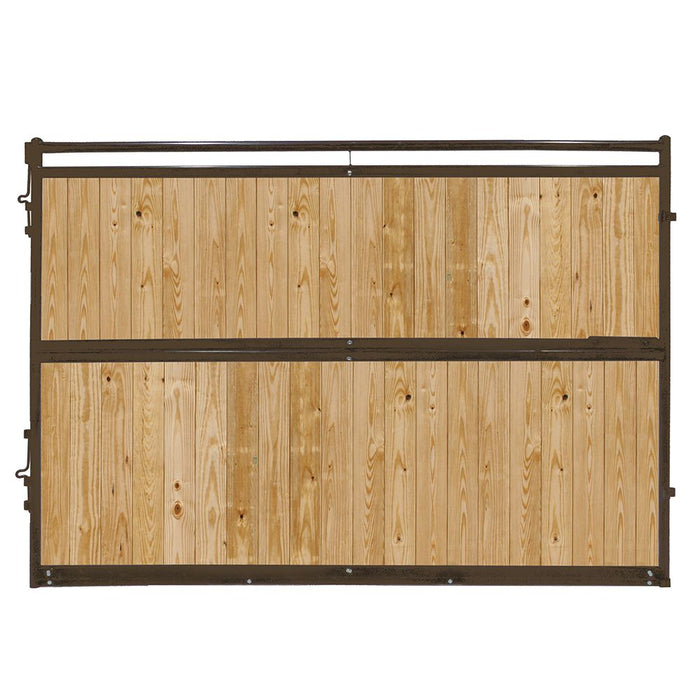 Priefert Solid Wood Stall Panel-10ft.