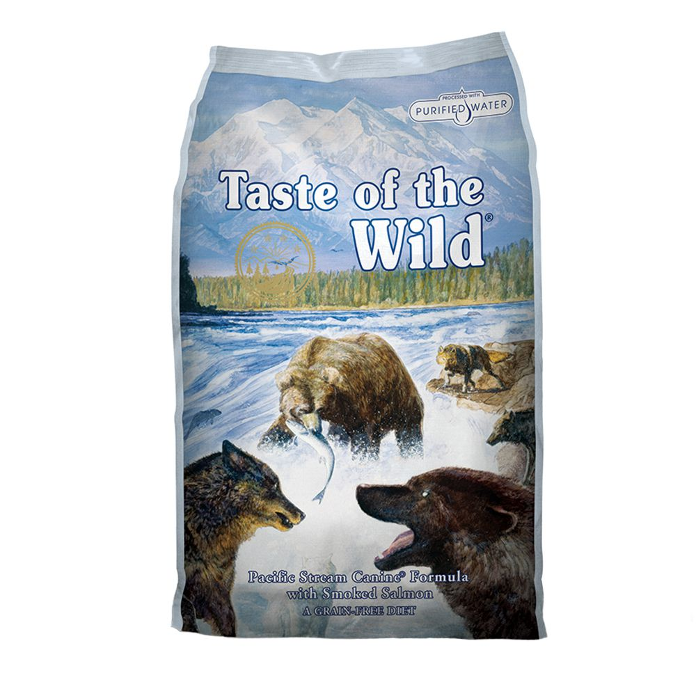 Taste of the Wild Pacific Stream 28lb