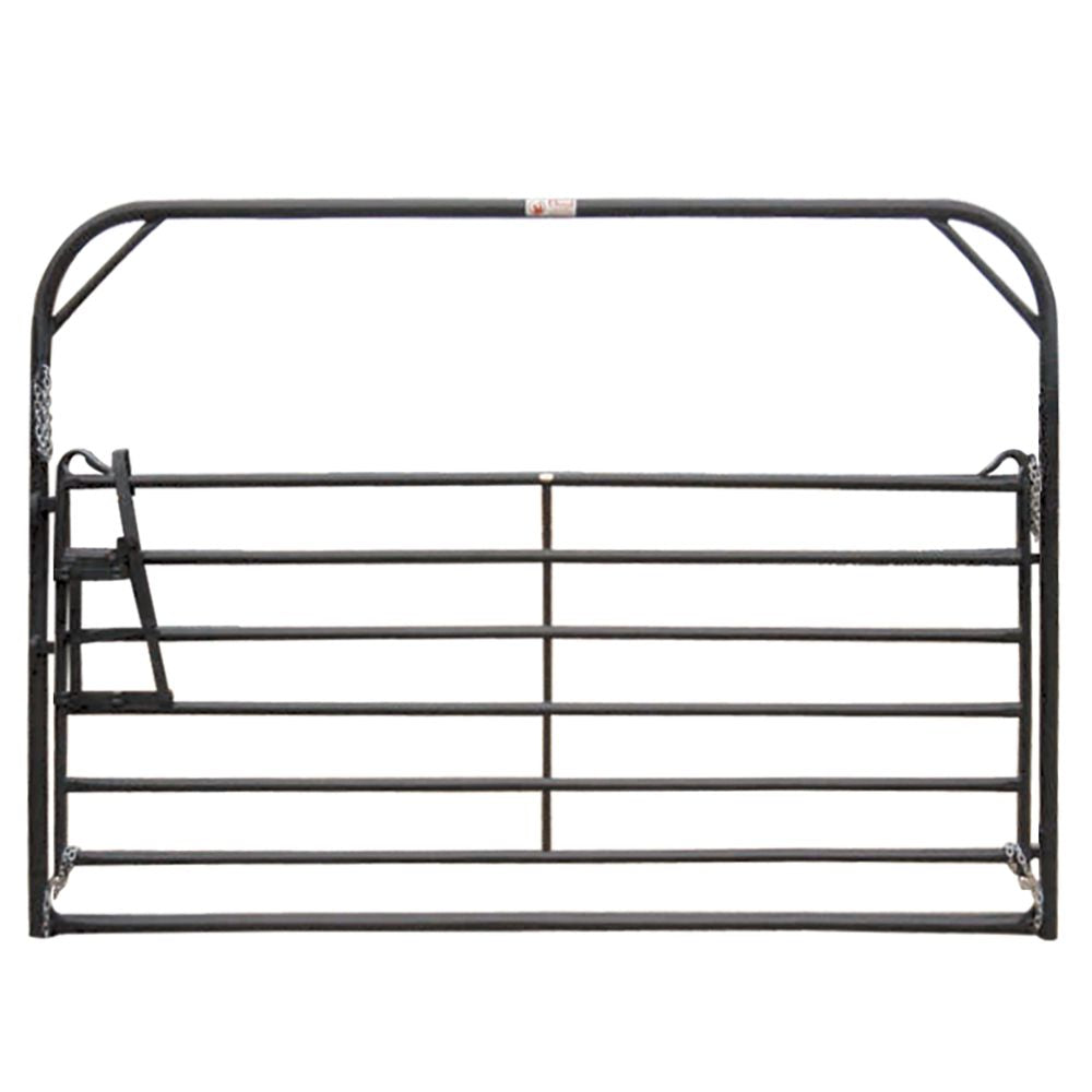 Priefert 10' Free Swing Bow Gate- 9' Tall