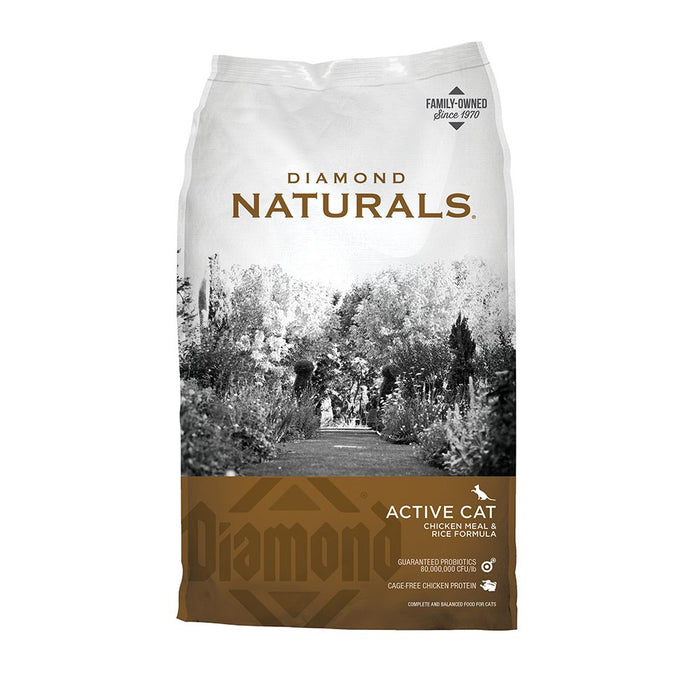 Diamond Natural Active Cat 6lb