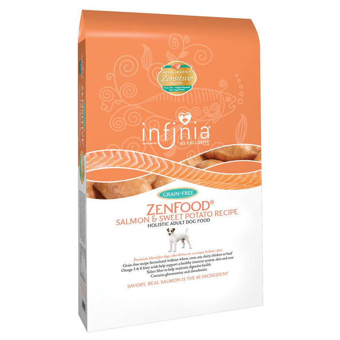 Infinia GF Zen Salmon-Sweet Potato 30lb