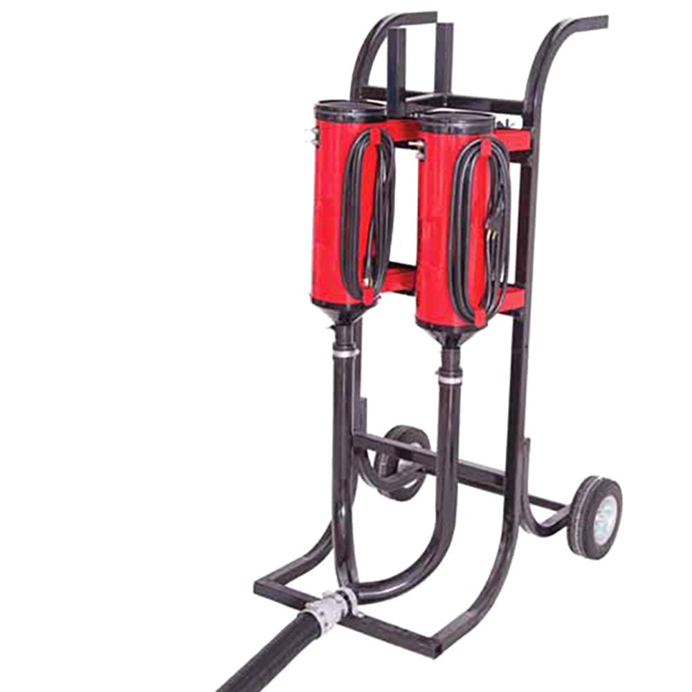 Complete Double Blower Cart Package