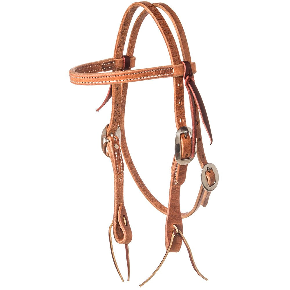 NRS Pony Straight Browband Headstall