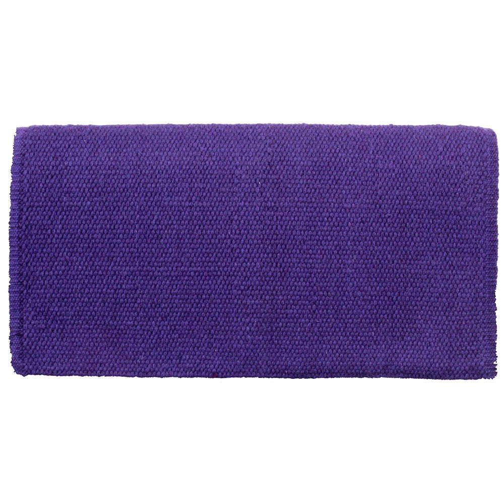 Trail Boss Blanket in Purple