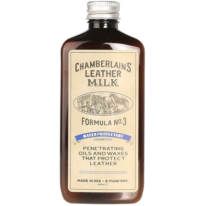 Chamberlains Leather Millk Formula #3 Water Protectant