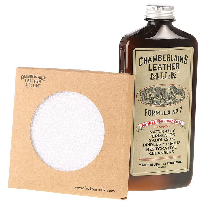Chamberlain's Leather Milk #7 Saddle Washing Soap