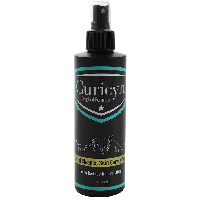 Curicyn Original Wound Treatment Spray 8 oz