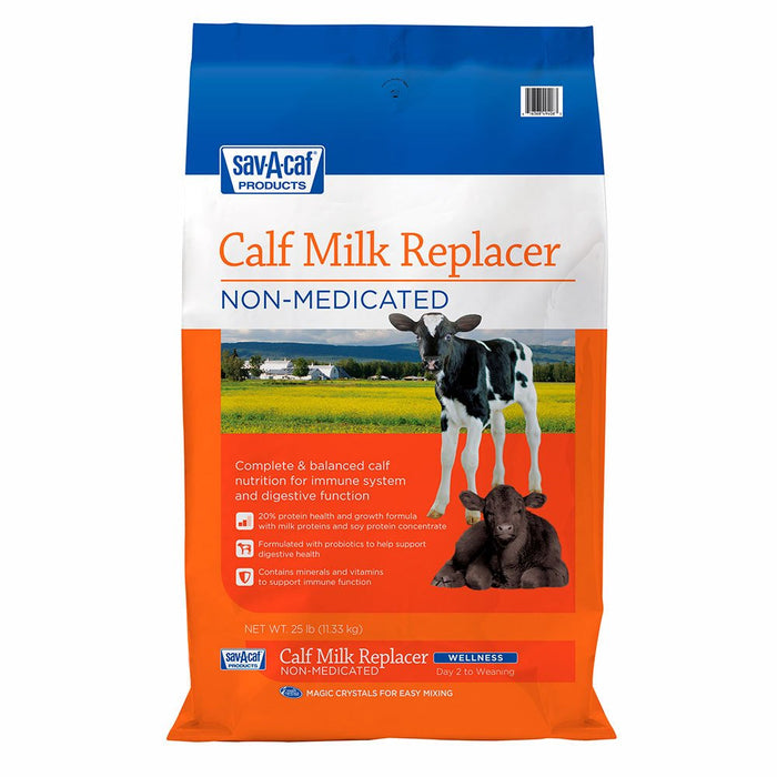 Calf Milk Replacer -Non Medicated