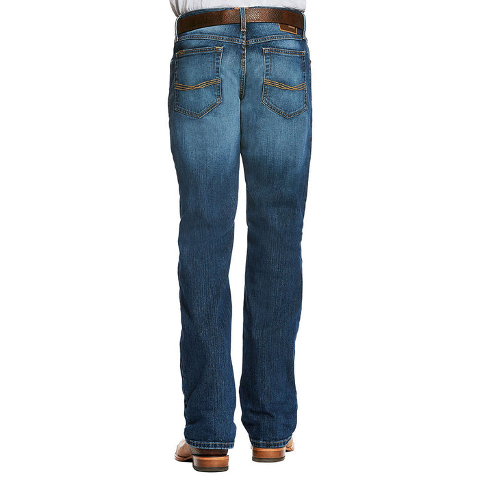 Freeman M4 Low-Rise Boot Cut Jeans