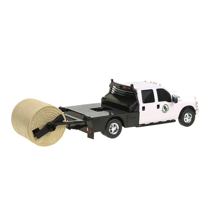 Big Country Toys Ford F350 Flatbed Truck