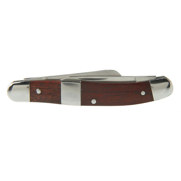 Cattlemans Cutlery Rosewood Stockman Pocket Knife
