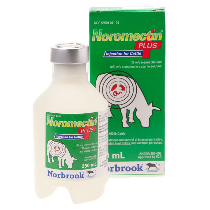 Norbrook Noromectin Plus Injectable 250mL