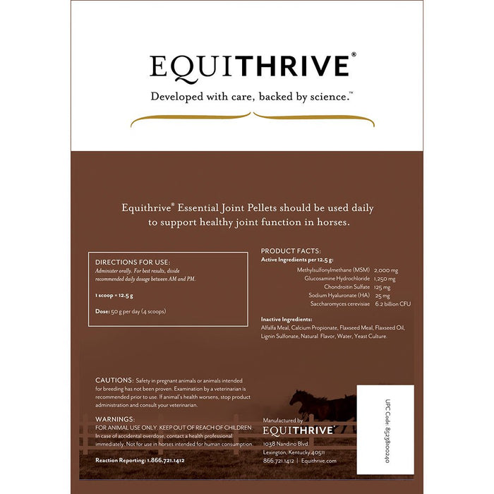 Equithrive Essential Joint Pellets 3.3lb