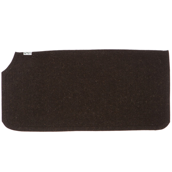 High-Density Wool Liner Pad 1/4 in