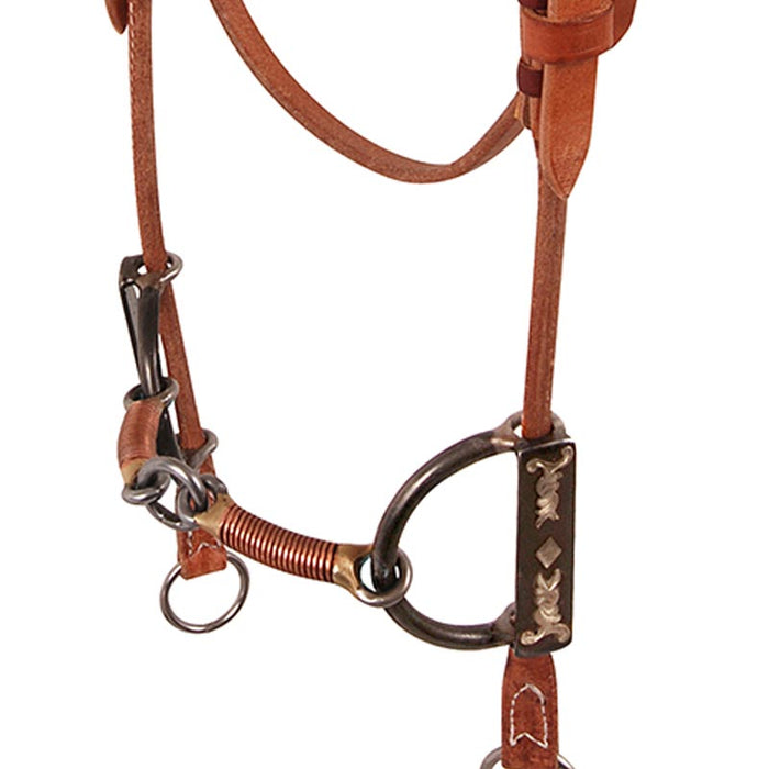 Classic Equine Sherry Cervi Collection Diamond Draw Bit