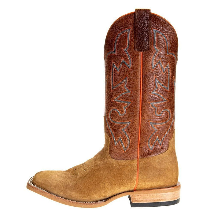 Men's Horsepower Bacon Hash Roughout 13in. Rust Top Square Toe Boot
