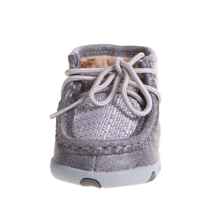 Infant Twisted X Grey Casual