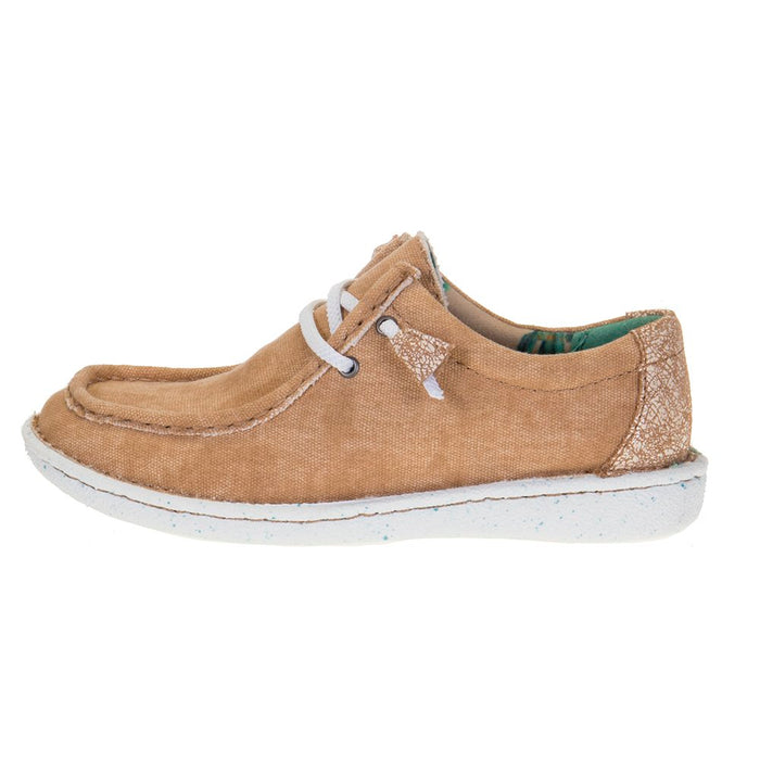 Womens Justin  Hazer Honey Lace Up Casual