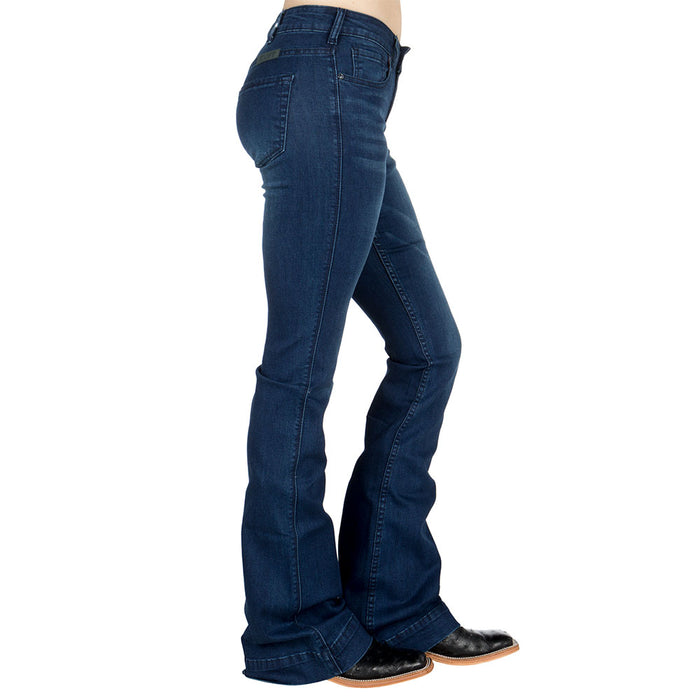 Ladies Just Flex Tuff Flex Trouser Jeans