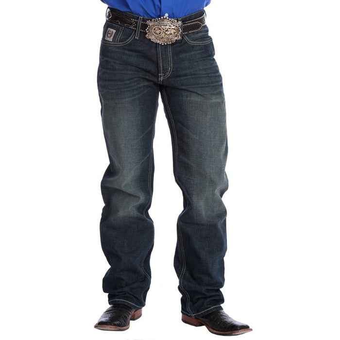 Men's Cinch White Label Dark Stonewashed Jeans