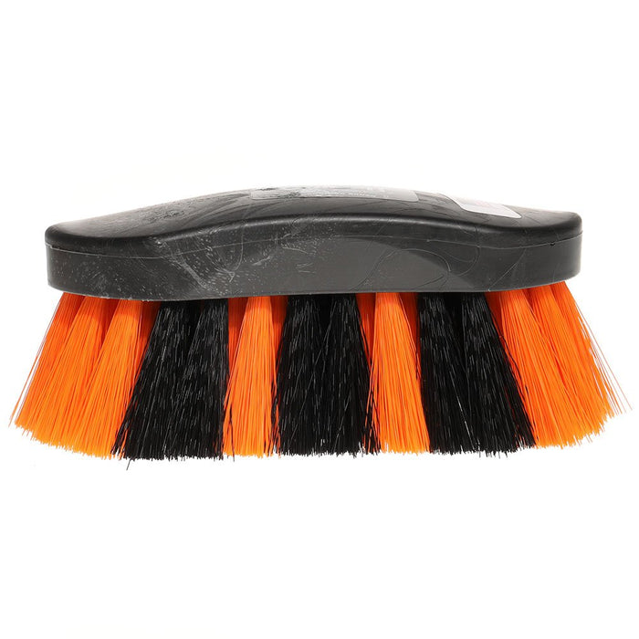 The Majestic Soft Orange/Black Dots Brush