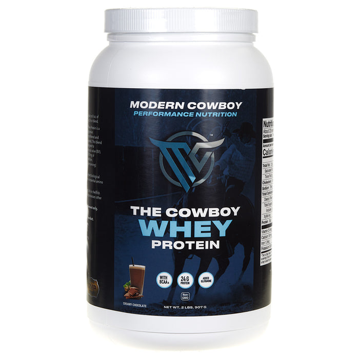 The Cowboy Whey Protein