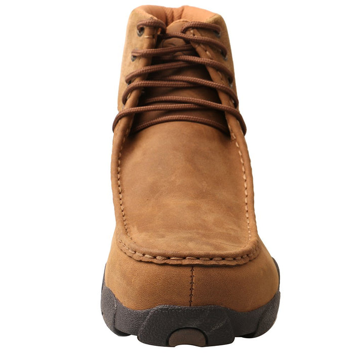 Men`s Twisted X  Work 6` Alloy Toe Driving Moc