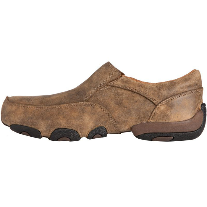 Men's Twisted X Bomber Slip-On Driving Mocs
