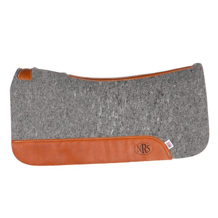 NRS 100% Pressed Wool Contoured Pad