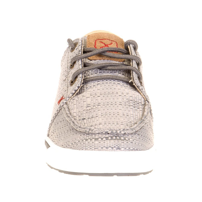 NRS Twisted X Exclusive Kids Grey Loper Casual Shoe
