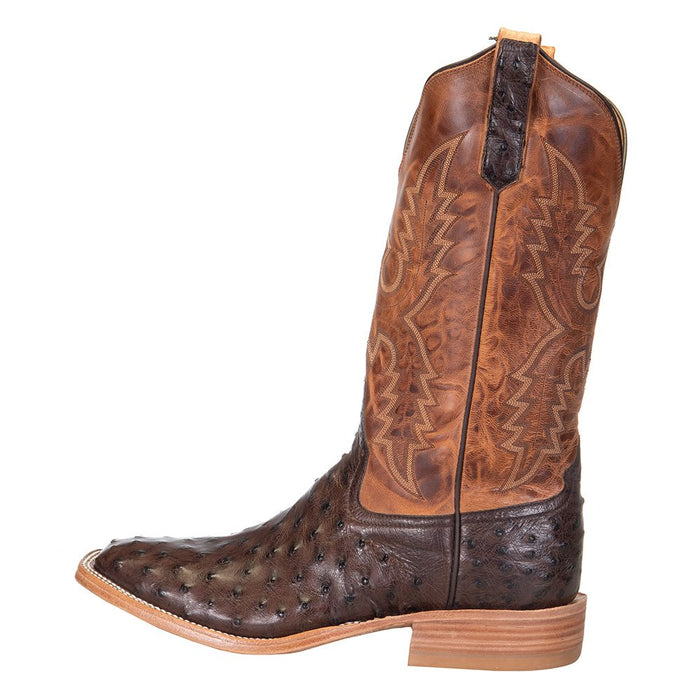 Men's Rios Of Mercedes Nicotine Full Quill 13in. Tan Mad Cat Top Boot