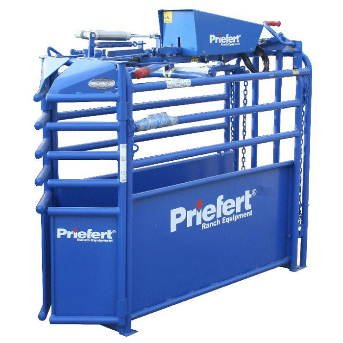 Priefert Fully Automatic Calf Roping Chute