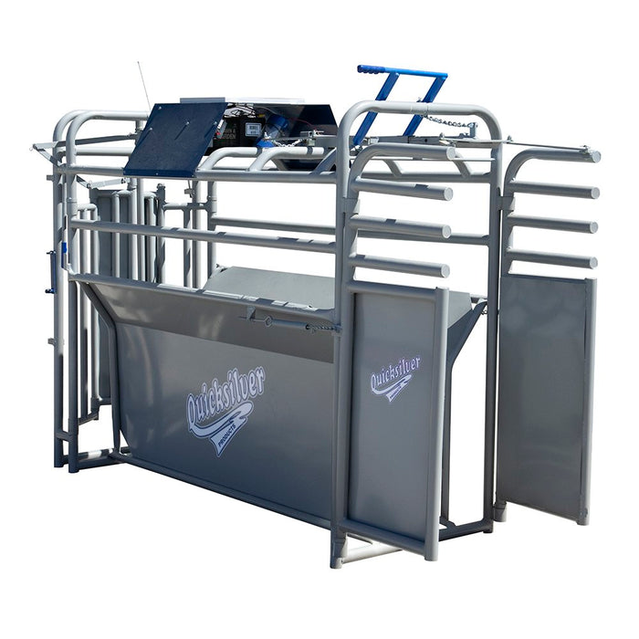Quicksilver Solar Roping Chute