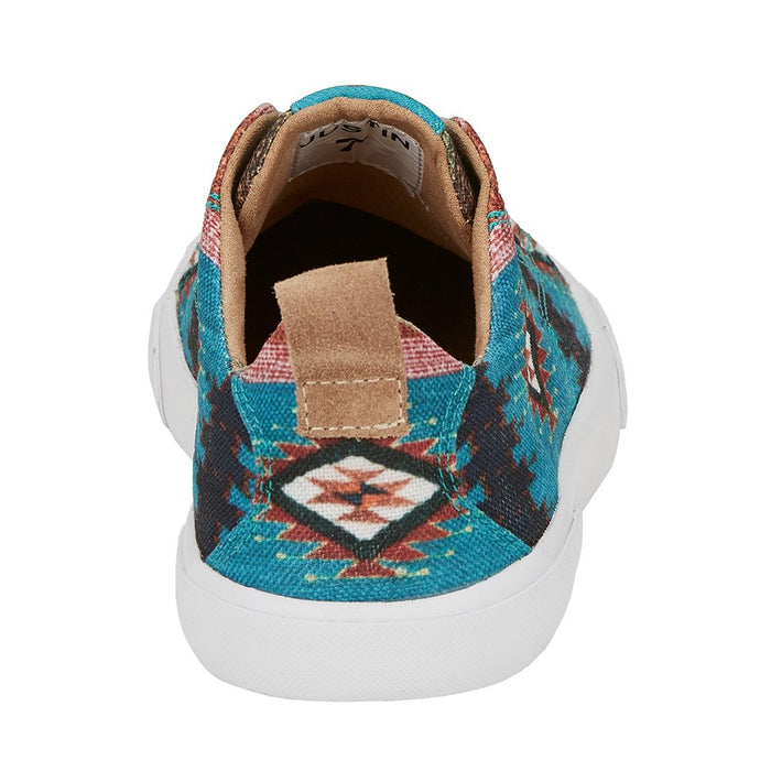 Women's Arreba! Turquoise Southwest Lace Up